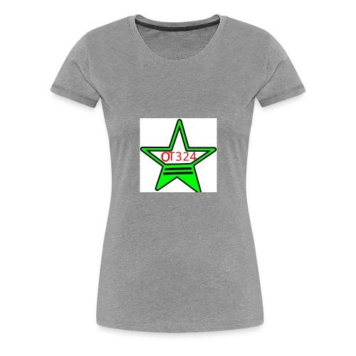 OT324 MERCHANDISE - Women's Premium T-Shirt