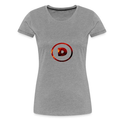 Dra9on Stuff #1 - Women's Premium T-Shirt