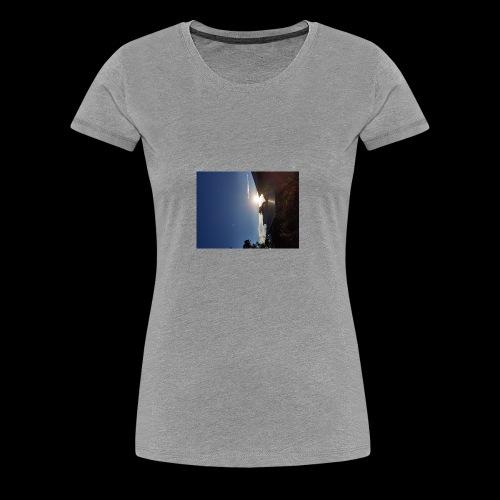 we dont sleep alone - Women's Premium T-Shirt