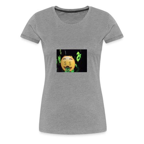 Mrawesome - Women's Premium T-Shirt
