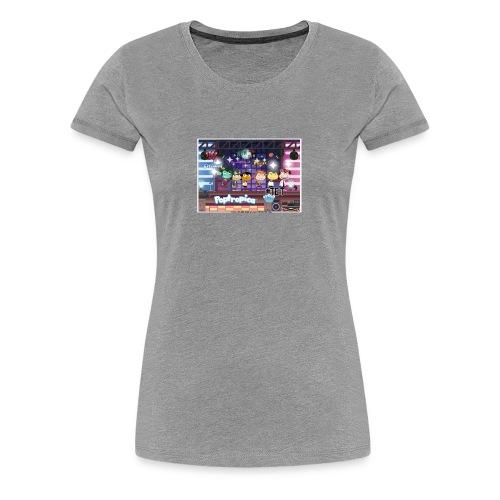 Isaiahw4100 Merchandise - Women's Premium T-Shirt