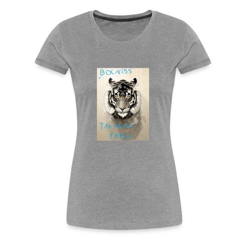tah.tah.tah clan fan hoodie - Women's Premium T-Shirt