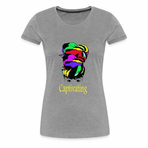 Captivating - Women's Premium T-Shirt