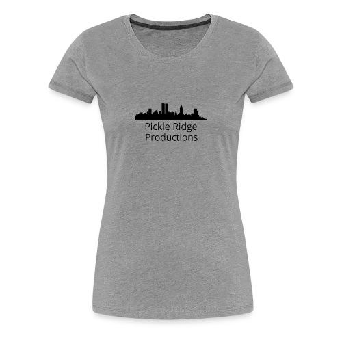 Pickle Ridge Productions - Women's Premium T-Shirt