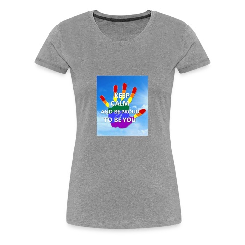 pride stock2 2 - Women's Premium T-Shirt