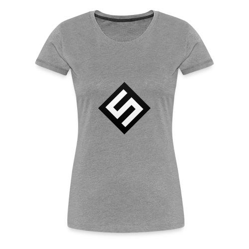 Swagity Logo - Women's Premium T-Shirt