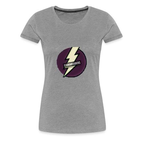 TheStormRaiderz Gear⚡ - Women's Premium T-Shirt