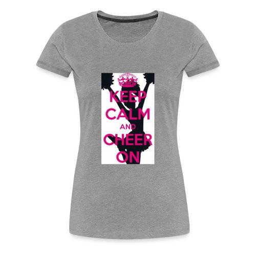 Cheer it - Women's Premium T-Shirt