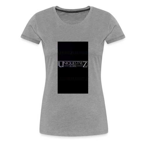 Unique Stylz - Women's Premium T-Shirt