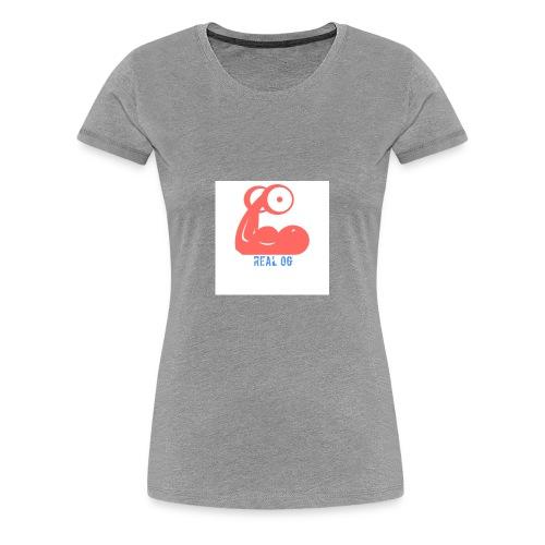 Ligit og - Women's Premium T-Shirt