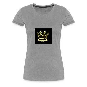 Crown RK Logo - Women's Premium T-Shirt