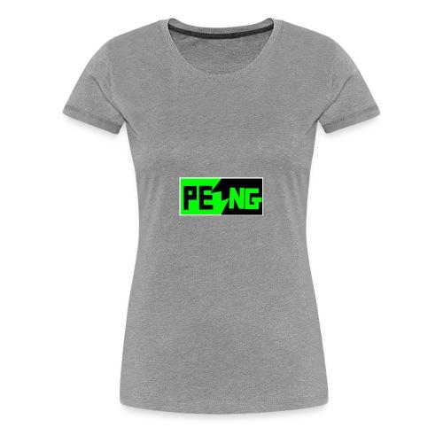 peng 5 - Women's Premium T-Shirt