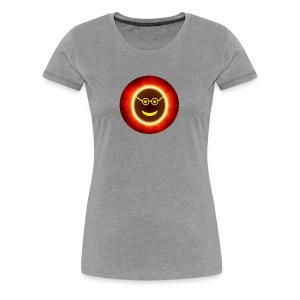 Ecliptomaniac Logo - Women's Premium T-Shirt