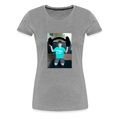 Asher strong mode - Women's Premium T-Shirt