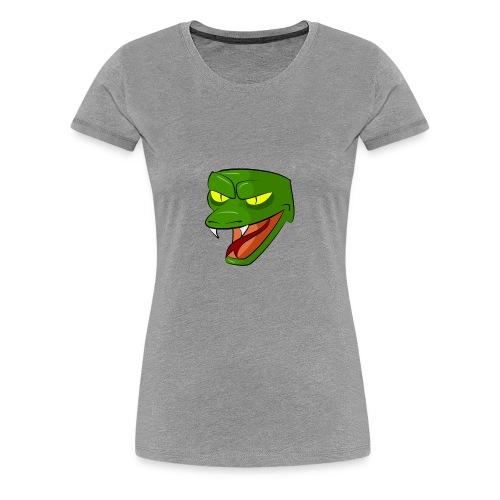 snake - Women's Premium T-Shirt