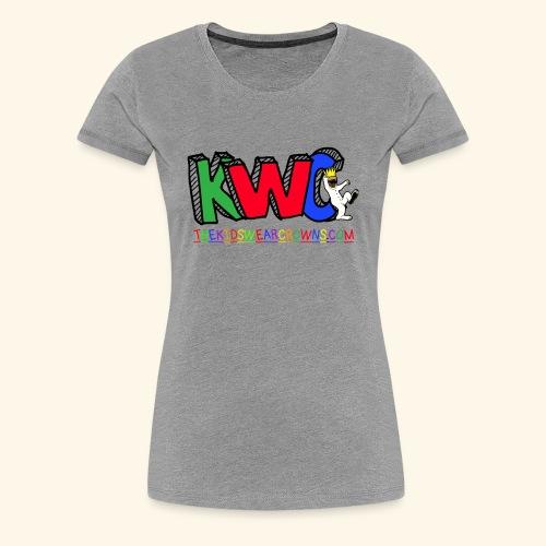 KWC TEE - Women's Premium T-Shirt