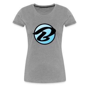 Bruiser Logo - Women's Premium T-Shirt