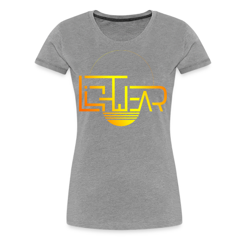 Official Lightwear Gear - Women's Premium T-Shirt