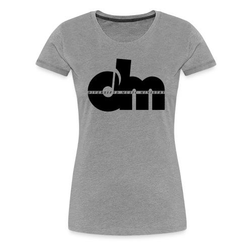 Diversifyd Music Logo - Women's Premium T-Shirt