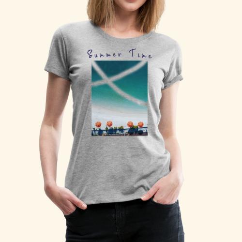 it's Summer - Women's Premium T-Shirt
