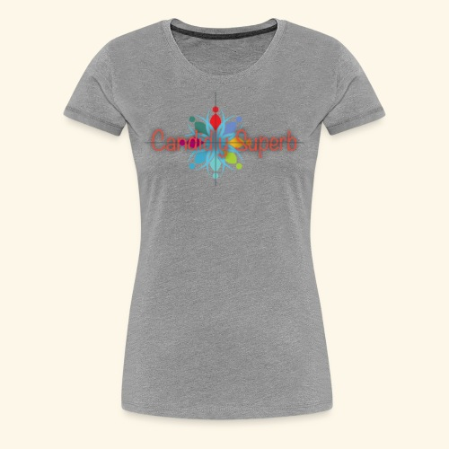 Candidly Superb II - Women's Premium T-Shirt