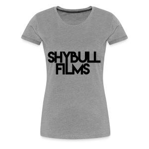 ShyBull Films - Women's Premium T-Shirt