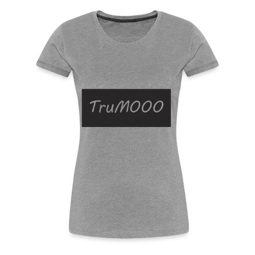TruM000 - Women's Premium T-Shirt