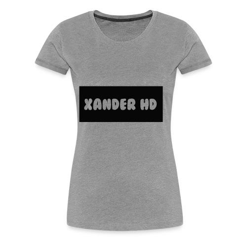 Xanders - Women's Premium T-Shirt