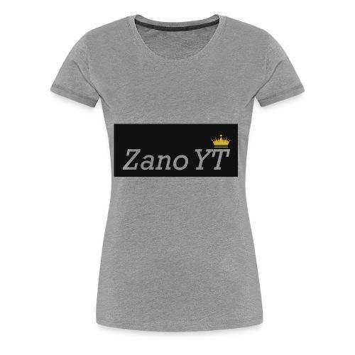 Shirt Logo - Women's Premium T-Shirt