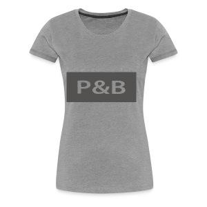 prc brc - Women's Premium T-Shirt