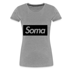 Soma Shirt black - Women's Premium T-Shirt