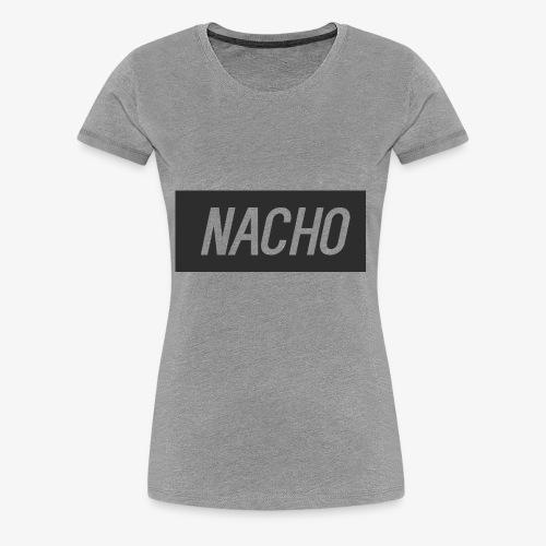 Nacho Logo - Women's Premium T-Shirt