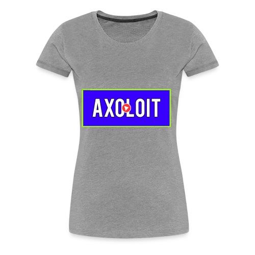 AxolOit - Women's Premium T-Shirt