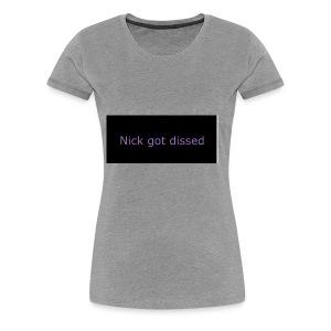 Dr love merch - Women's Premium T-Shirt