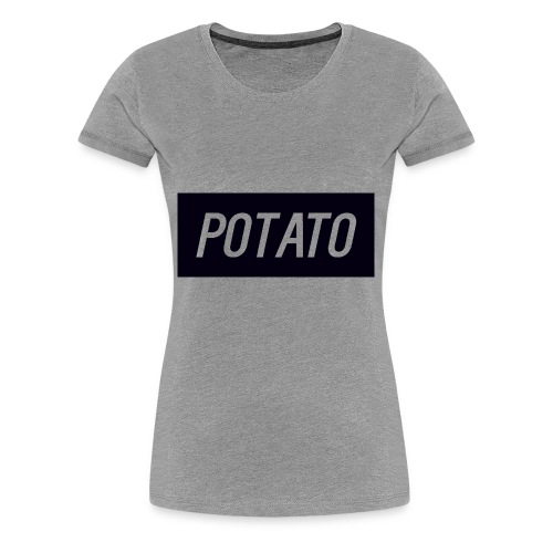 The Potato Shirt - Women's Premium T-Shirt