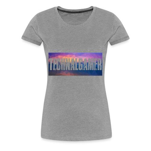Youtube And Twitch Merch - Women's Premium T-Shirt