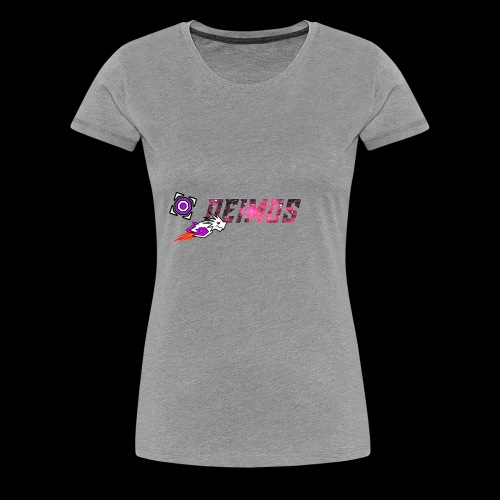 Banner Art Copy - Women's Premium T-Shirt