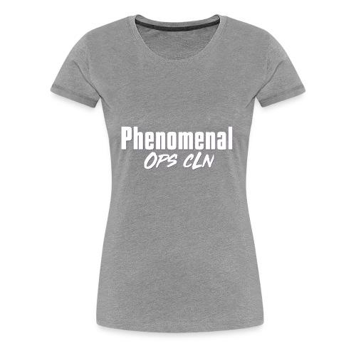 Yt - Women's Premium T-Shirt