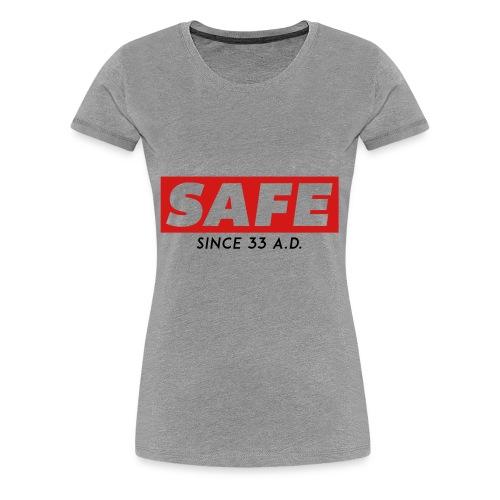 SAFE - Women's Premium T-Shirt