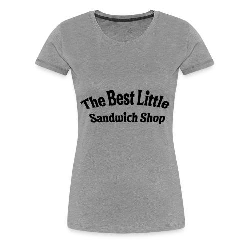 TBLSS that 70's - Women's Premium T-Shirt