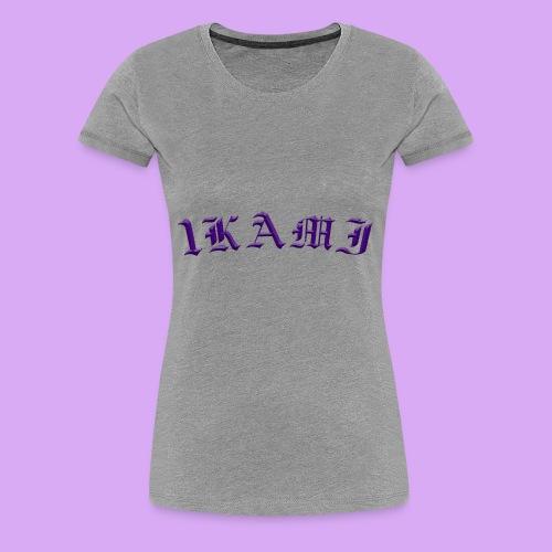 1kami - Women's Premium T-Shirt