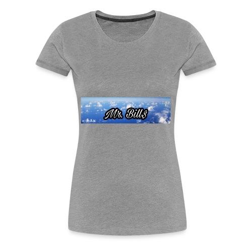 Mr. Bill$ logo - Women's Premium T-Shirt