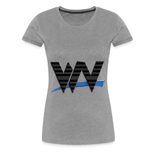 Wrestling News Merch - Women's Premium T-Shirt
