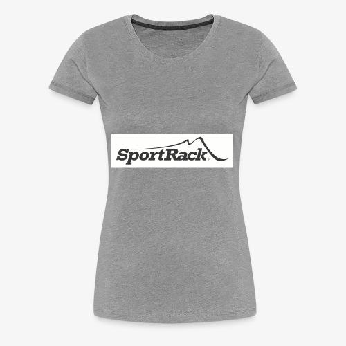 sportrack hard racks sr1009 3 - Women's Premium T-Shirt
