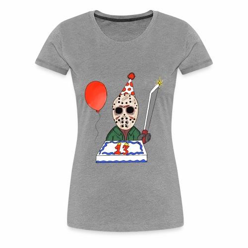 TGIF 13th - Women's Premium T-Shirt
