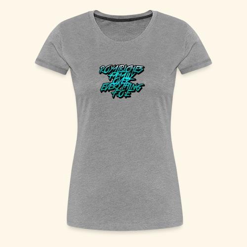 FOE - Women's Premium T-Shirt