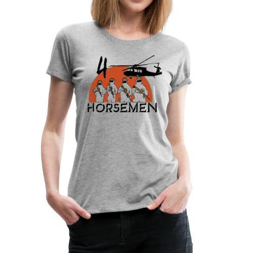 4 Horsemen - Women's Premium T-Shirt