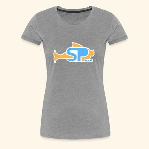 PuffyLogo - Women's Premium T-Shirt