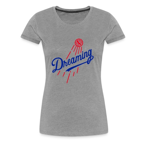 California Dreaming Tee - Women's Premium T-Shirt