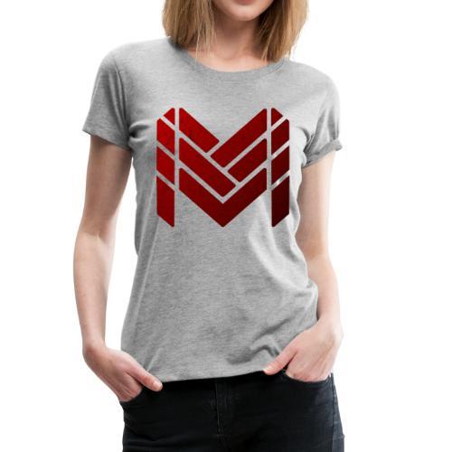 Malikan's Official Logo - Women's Premium T-Shirt